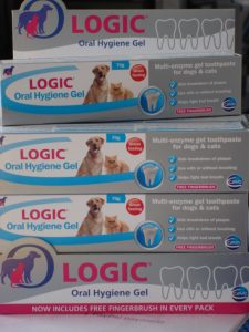 Logic Toothpaste Dog & Cat